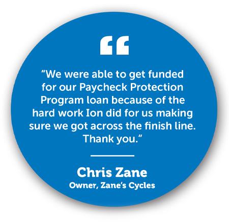 Chris Zane Testimonial