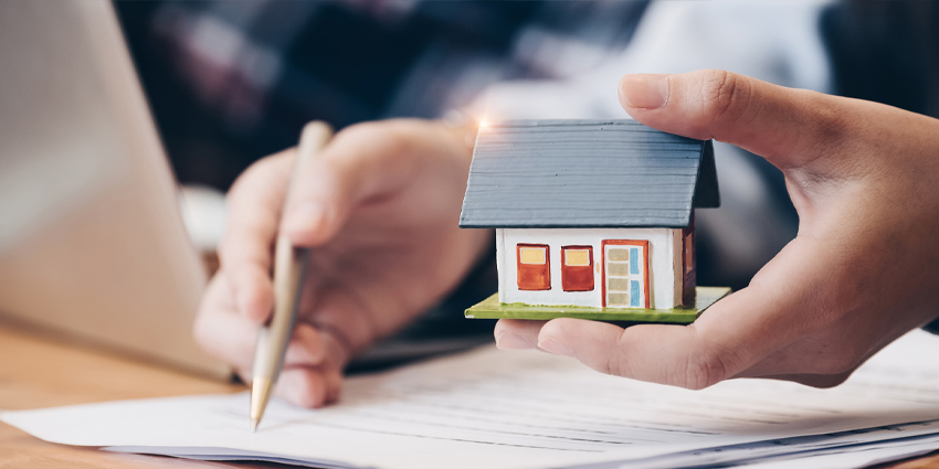 home equity concept